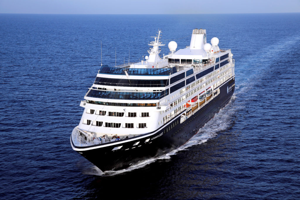 Azamara Club Cruises QS