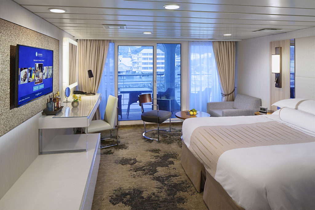 Azamara Club Cruises Suite