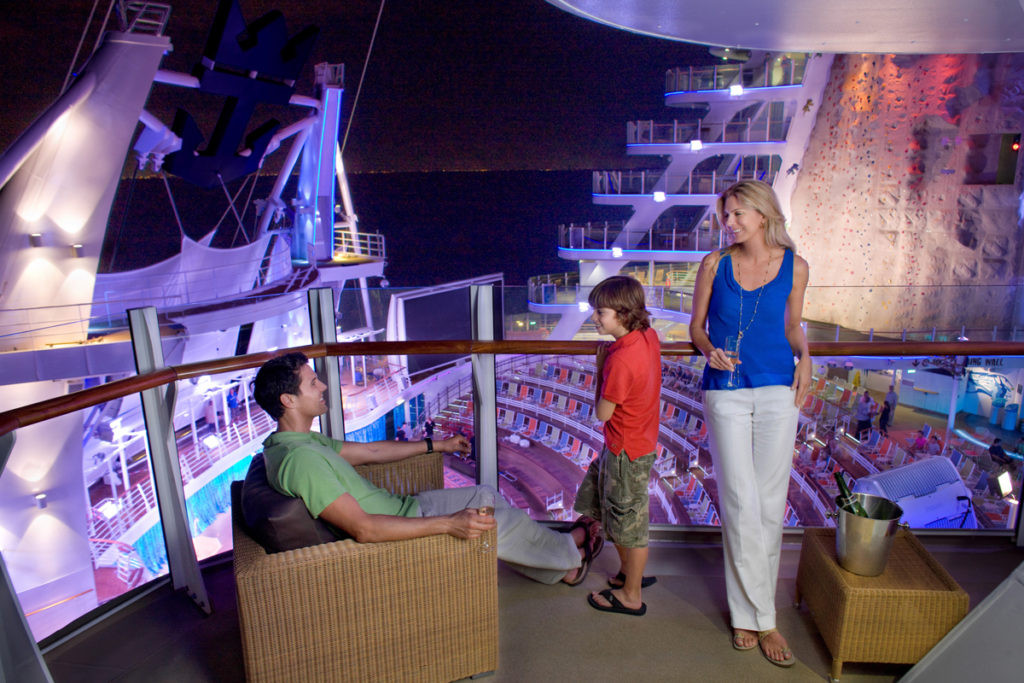 Royal Caribbean Aquatheater