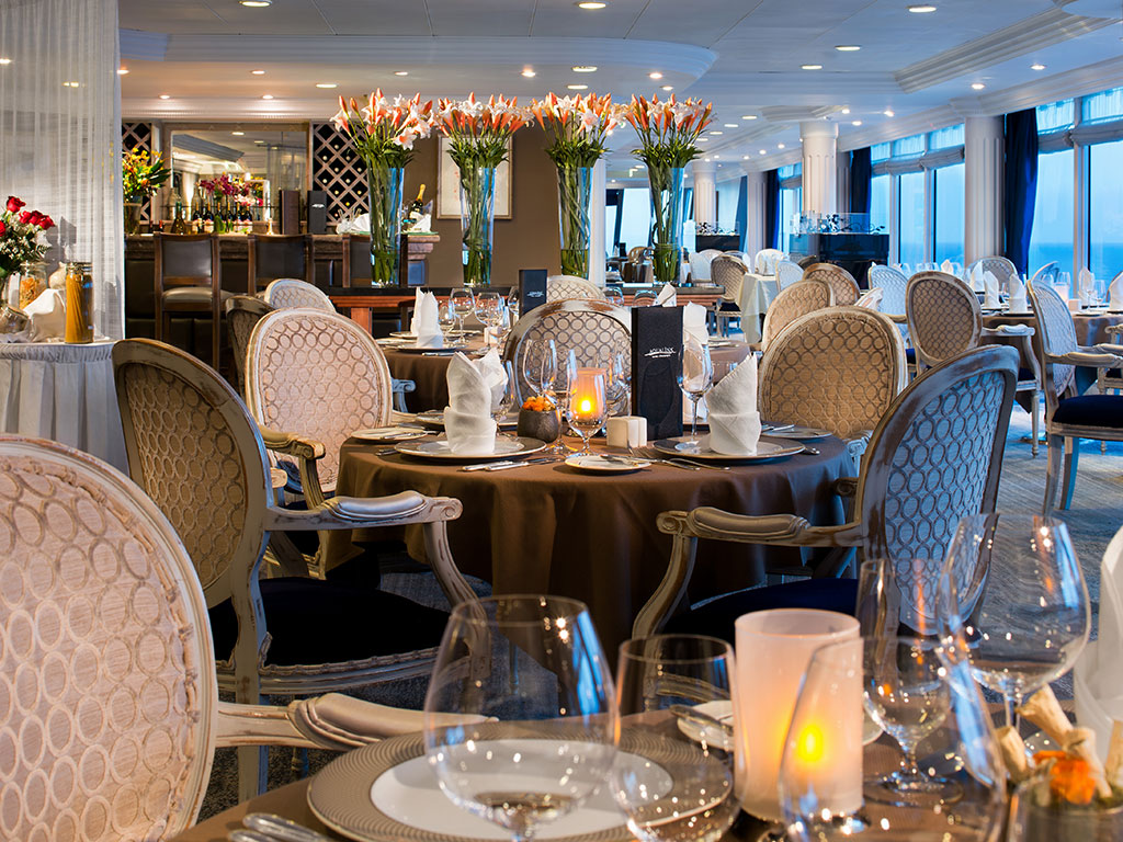 Azamara Club Cruises Restaurant