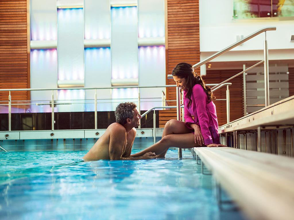 Celebrity Cruises pool