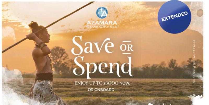 Azamara Club Cruises Save