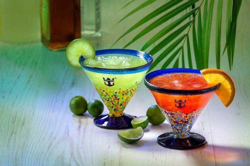 Royal Caribbean cocktail