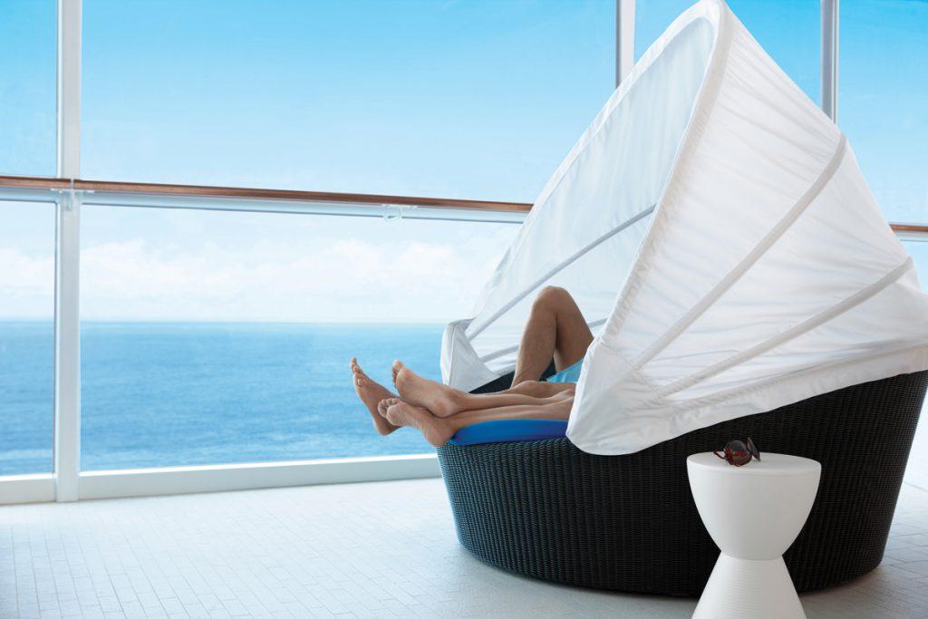 Celebrity Cruises Bubble Chair