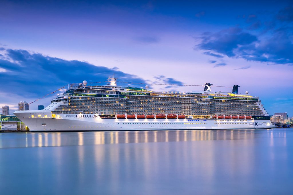 Celebrity Cruises Reflection