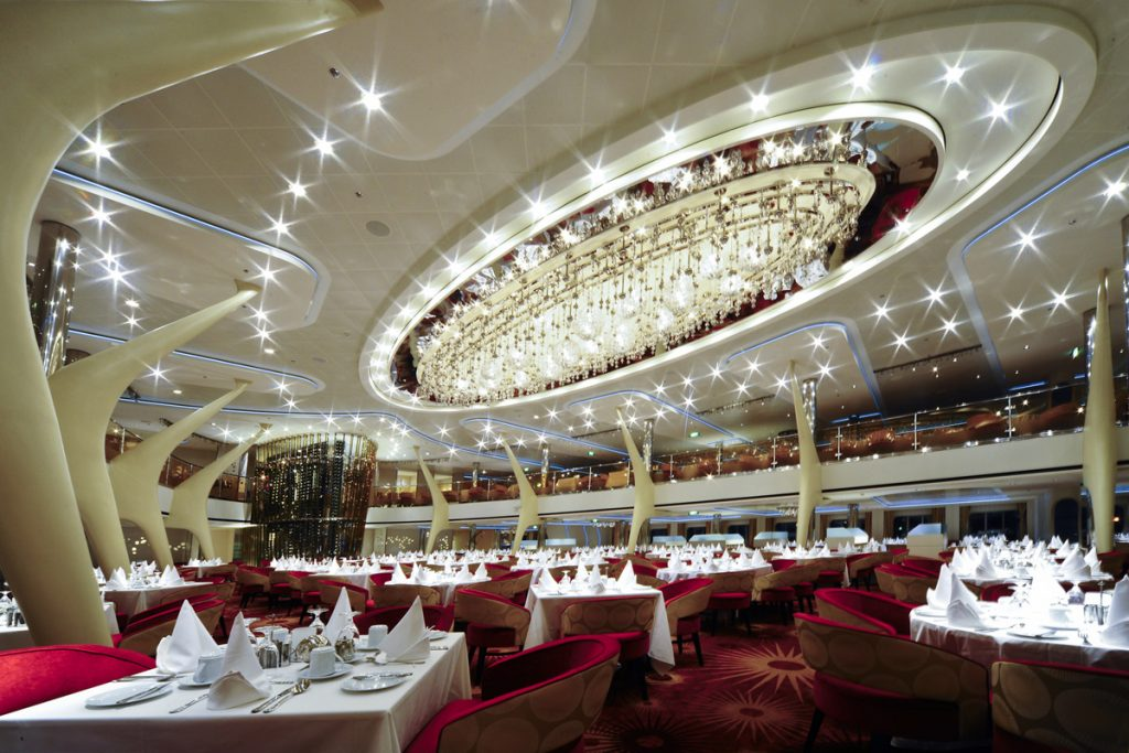 Celebrity Cruises grand cuvee