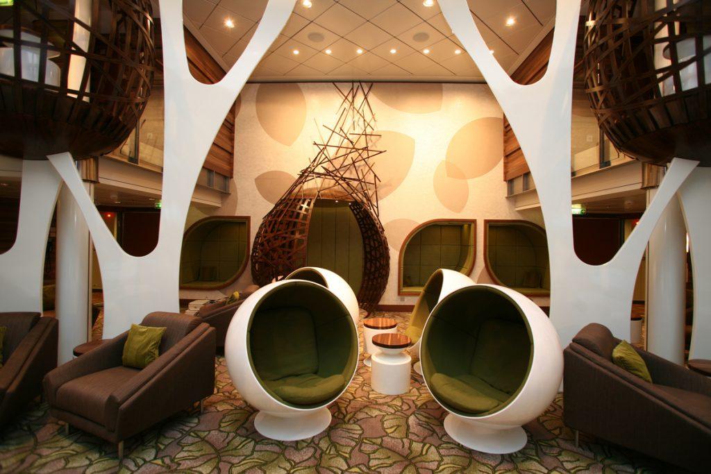 Celebirty Cruises hideaway