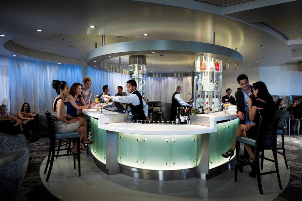 Celebrity Cruises Marini bar