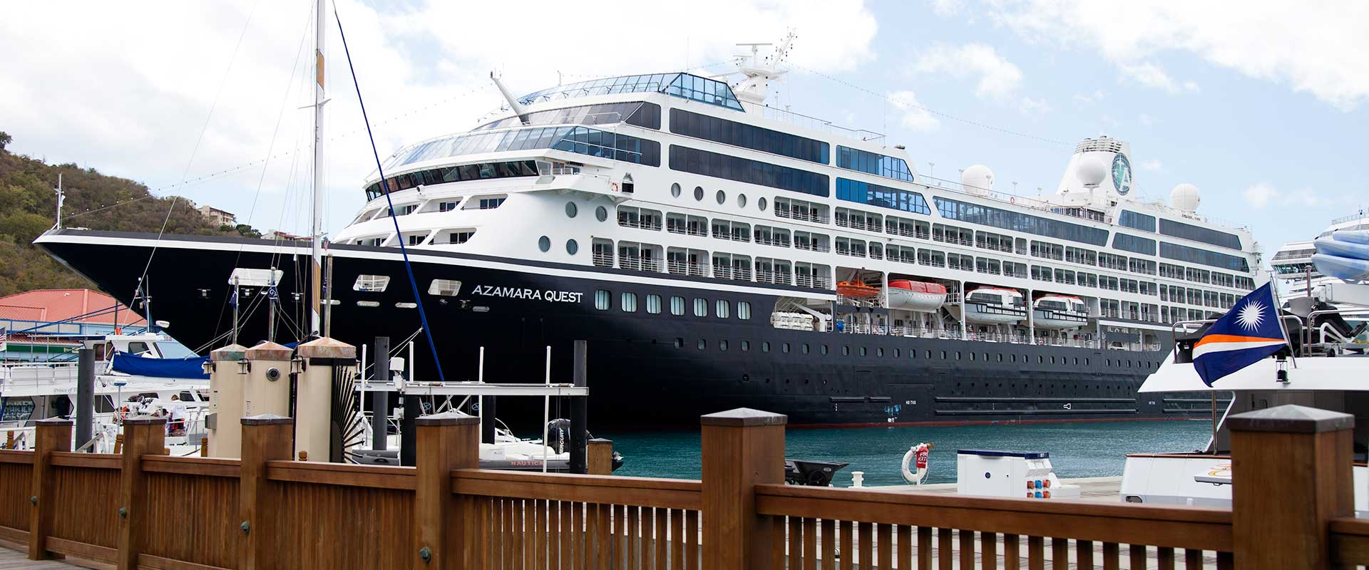 Azamara Club Cruises Quest