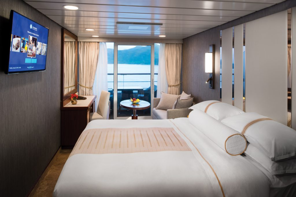 Room on cruise