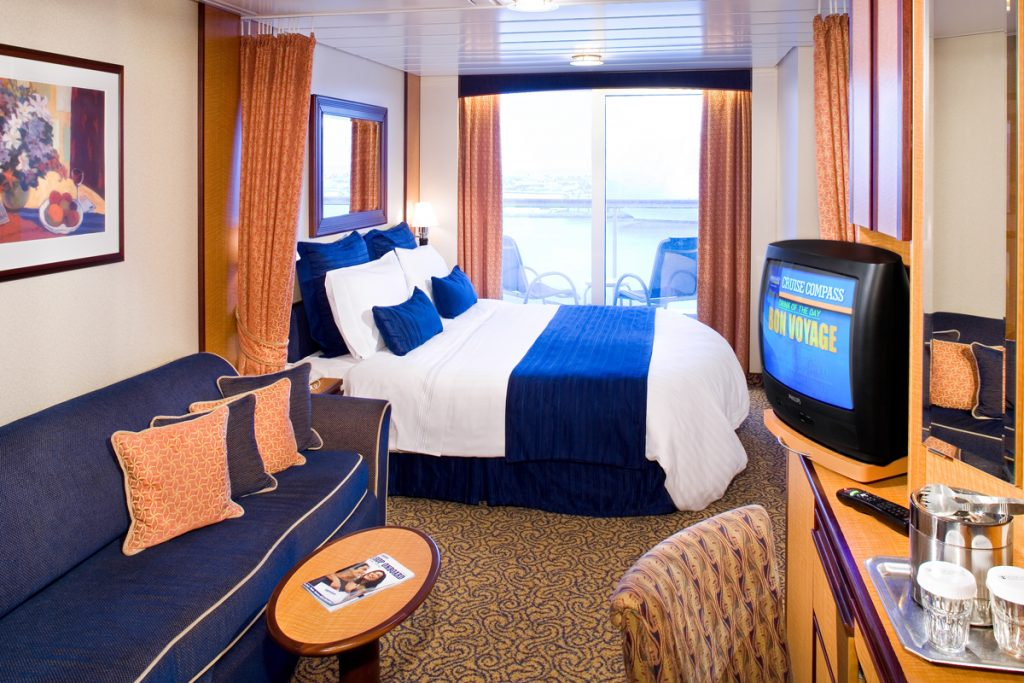 Royal Caribbean Stateroom with Balcony
