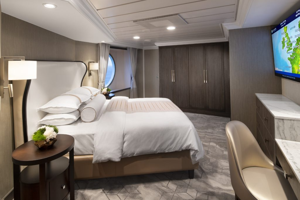 Suite on cruise