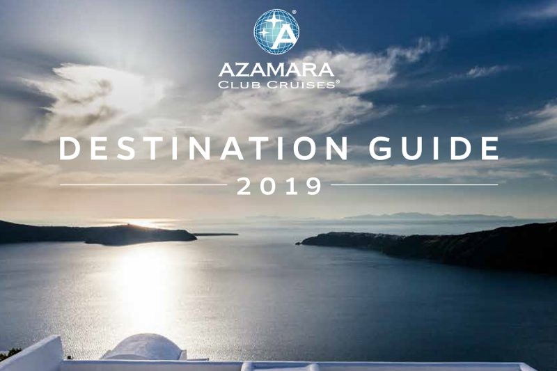Azamara destination guide 2019