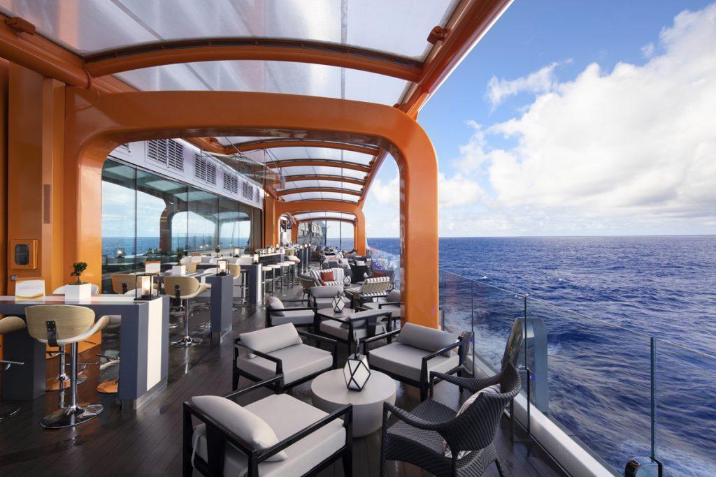 Midship bar cruise