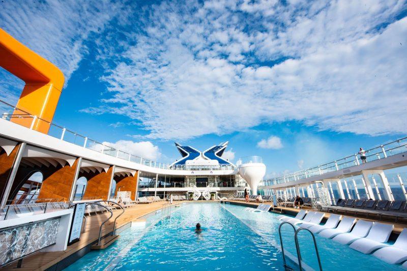 Pool Deck cruise