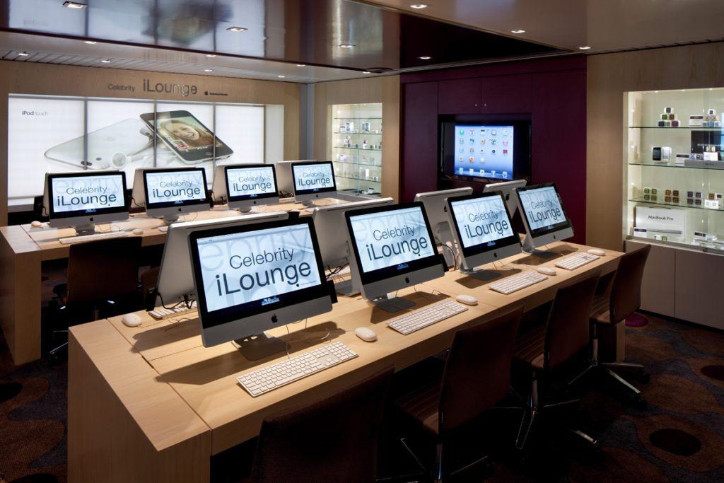 Computer room cruise