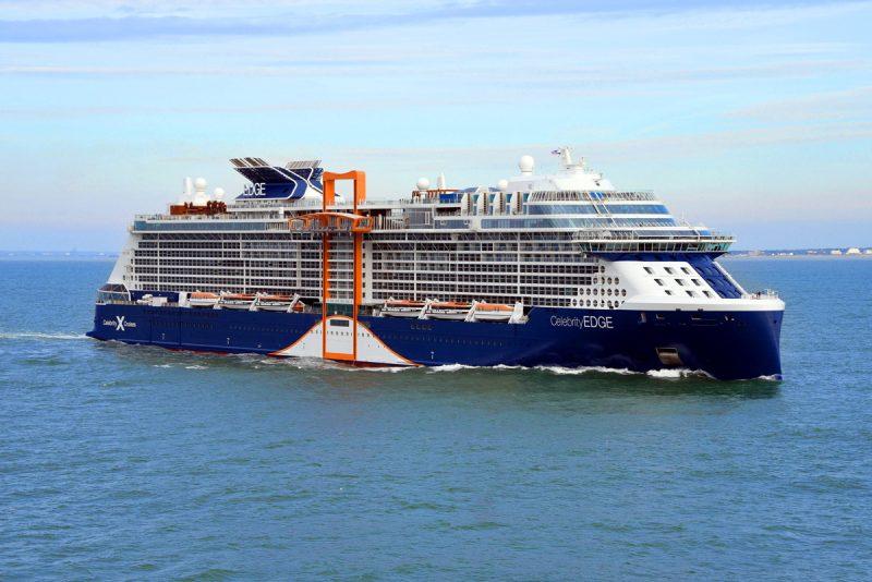 Cruise departure