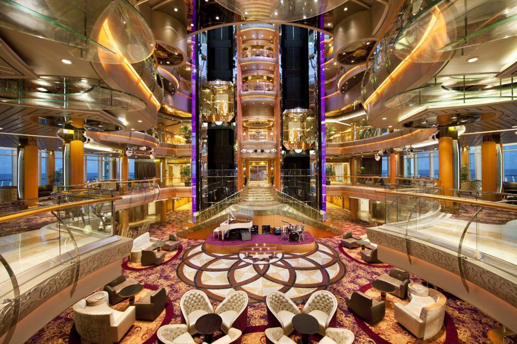 Glass elevators cruise
