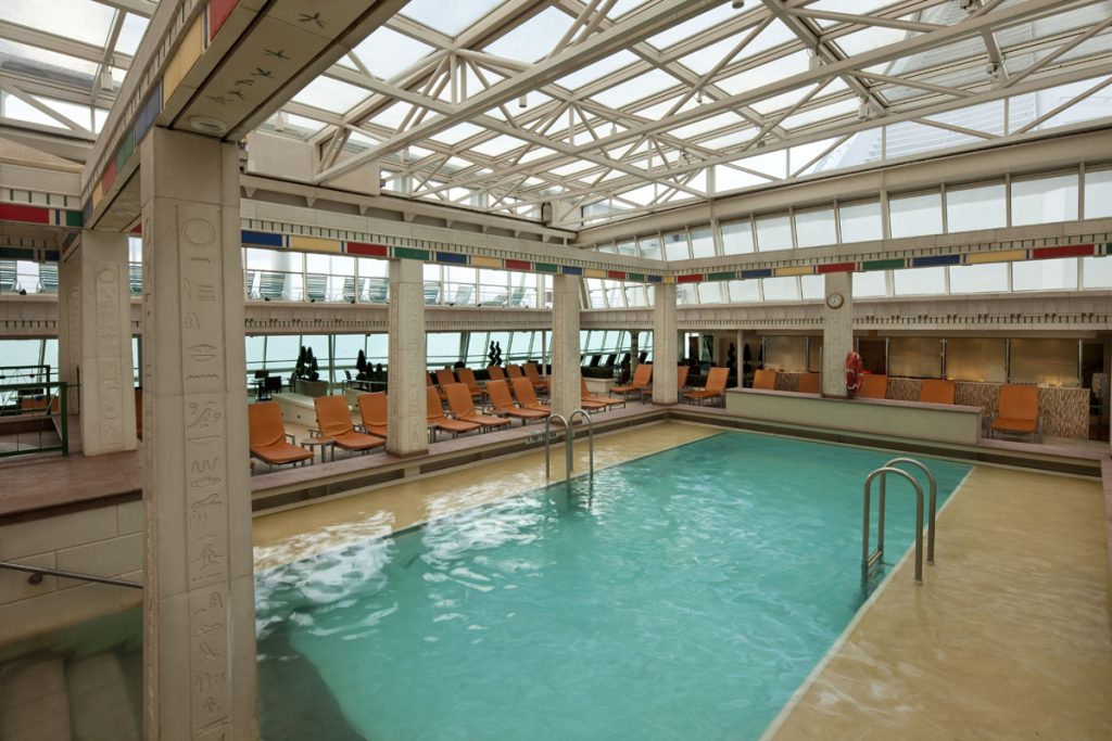 Indoor Pool Cruise Connection