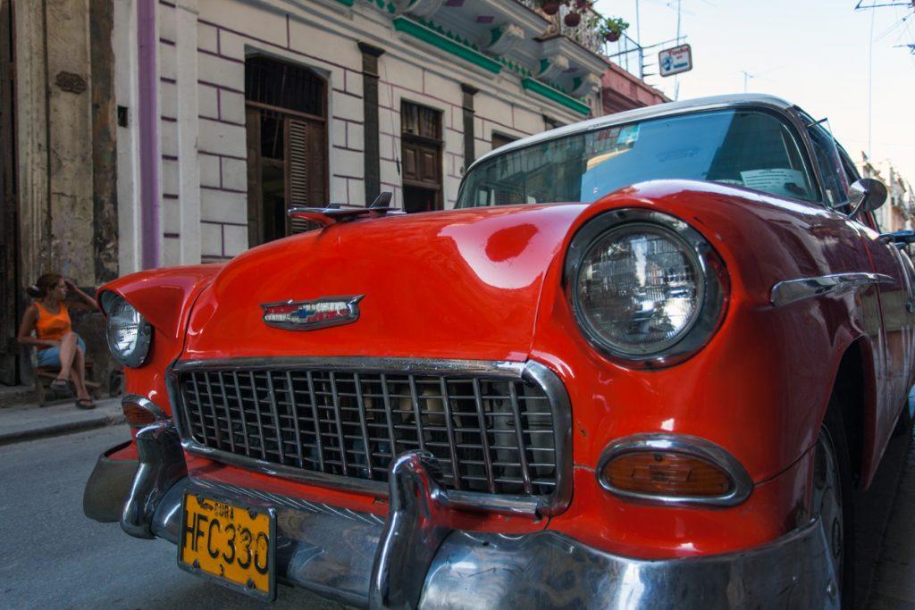 Car Cuba cruise