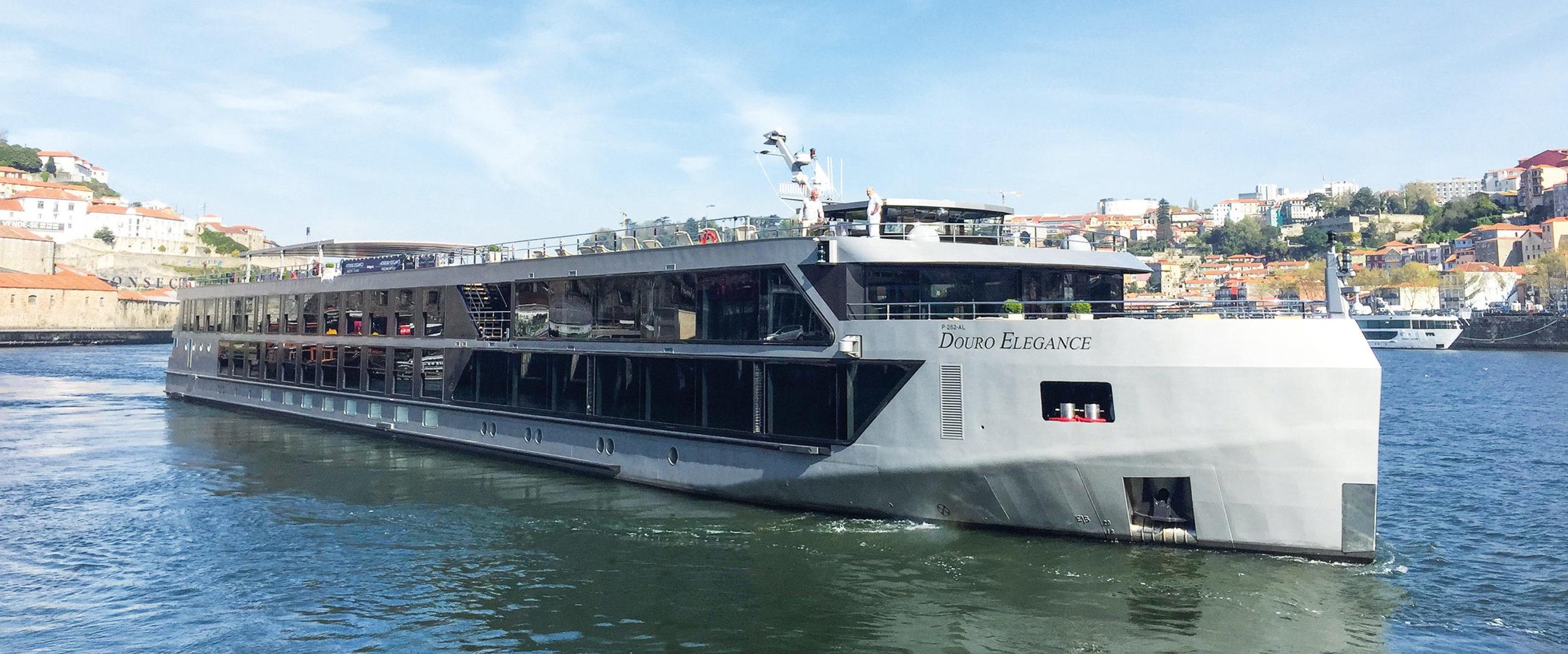 Riviera River Cruises: Douro Elegance